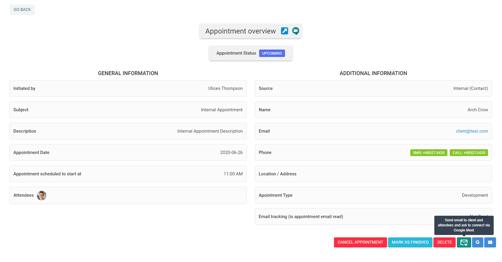Appointly - Perfex CRM Appointments - 27
