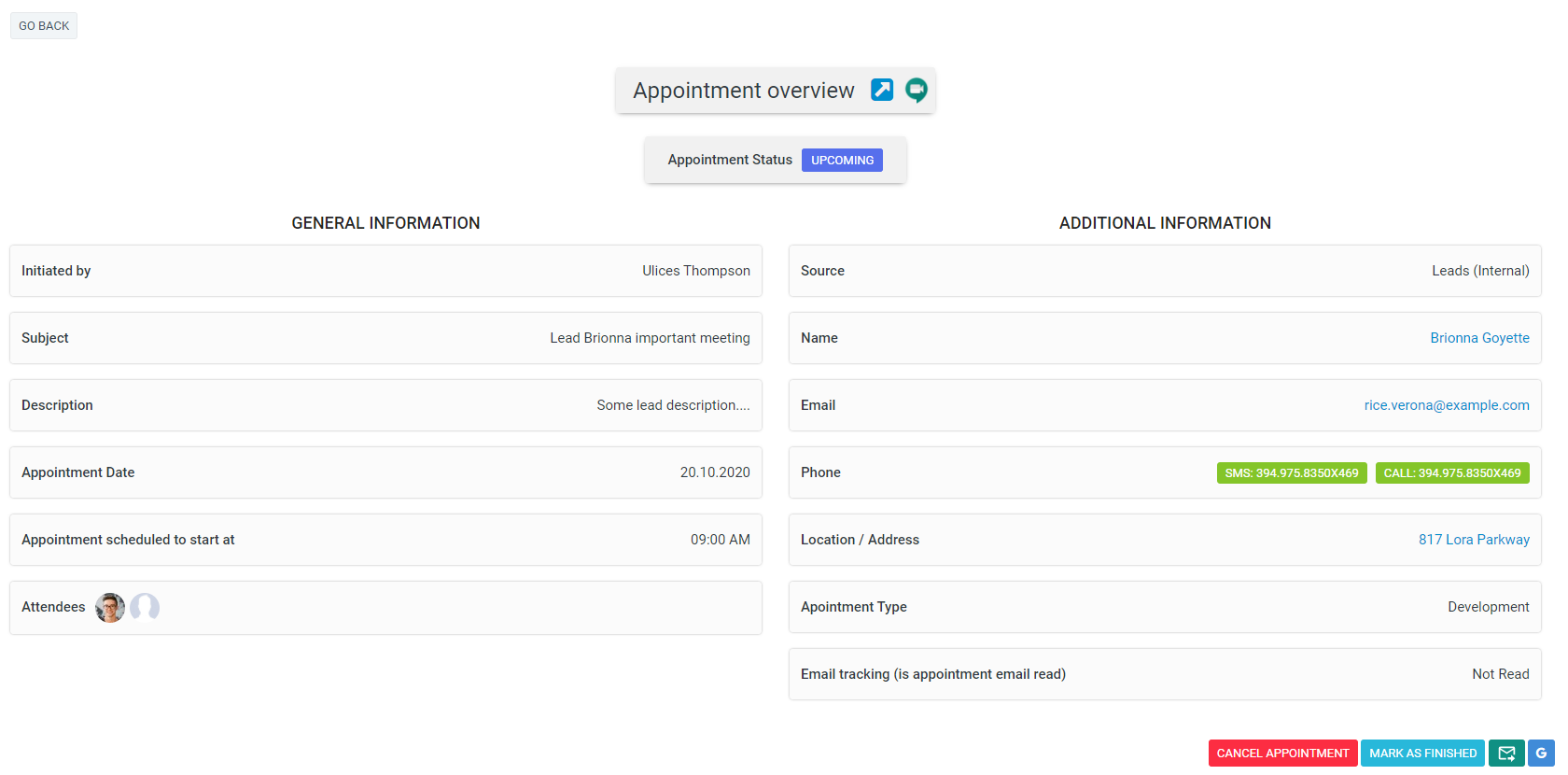 Appointly - Perfex CRM Appointments - 12