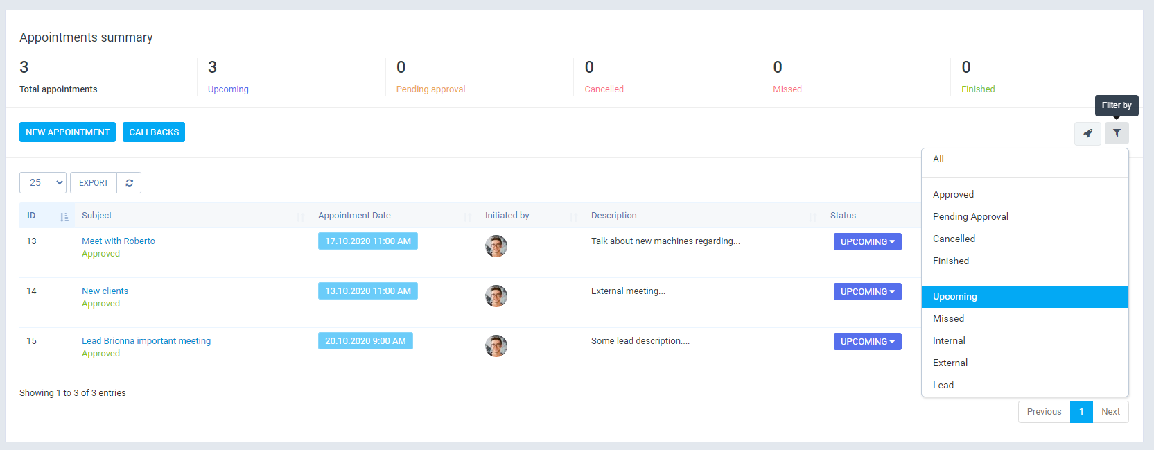 Appointly - Perfex CRM Appointments - 7