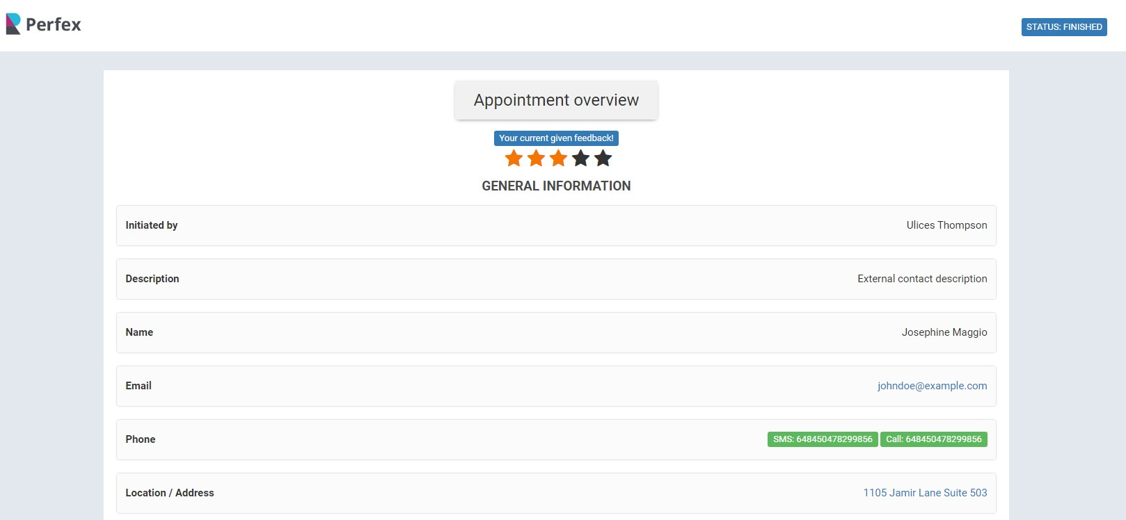 Appointly - Perfex CRM Appointments - 37