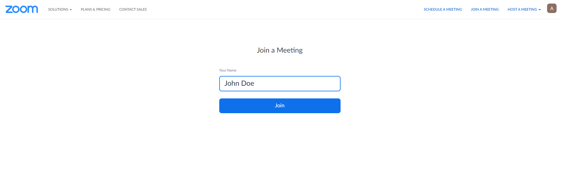 Zoom Meeting Manager - 7
